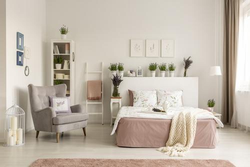 Komfortowy Fotel Do Sypialni Spółdzielnie Mieszkaniowe
