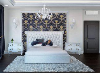idealna sypialnia