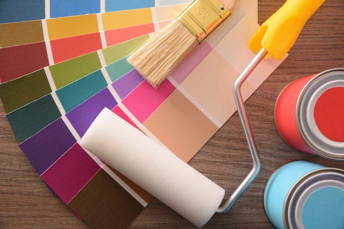 farby do wnętrza